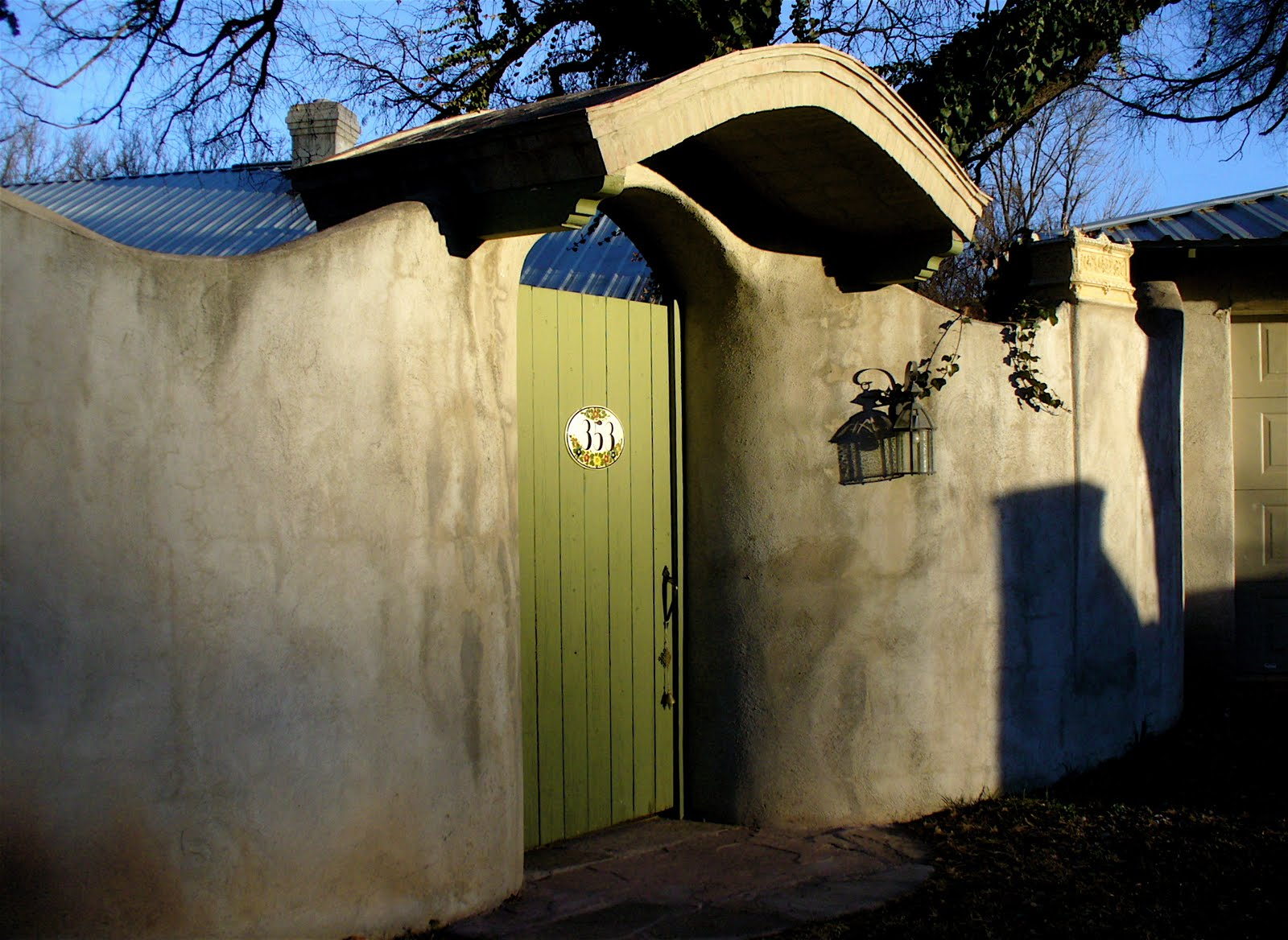 Alt. Build Blog: Gates And Entryways