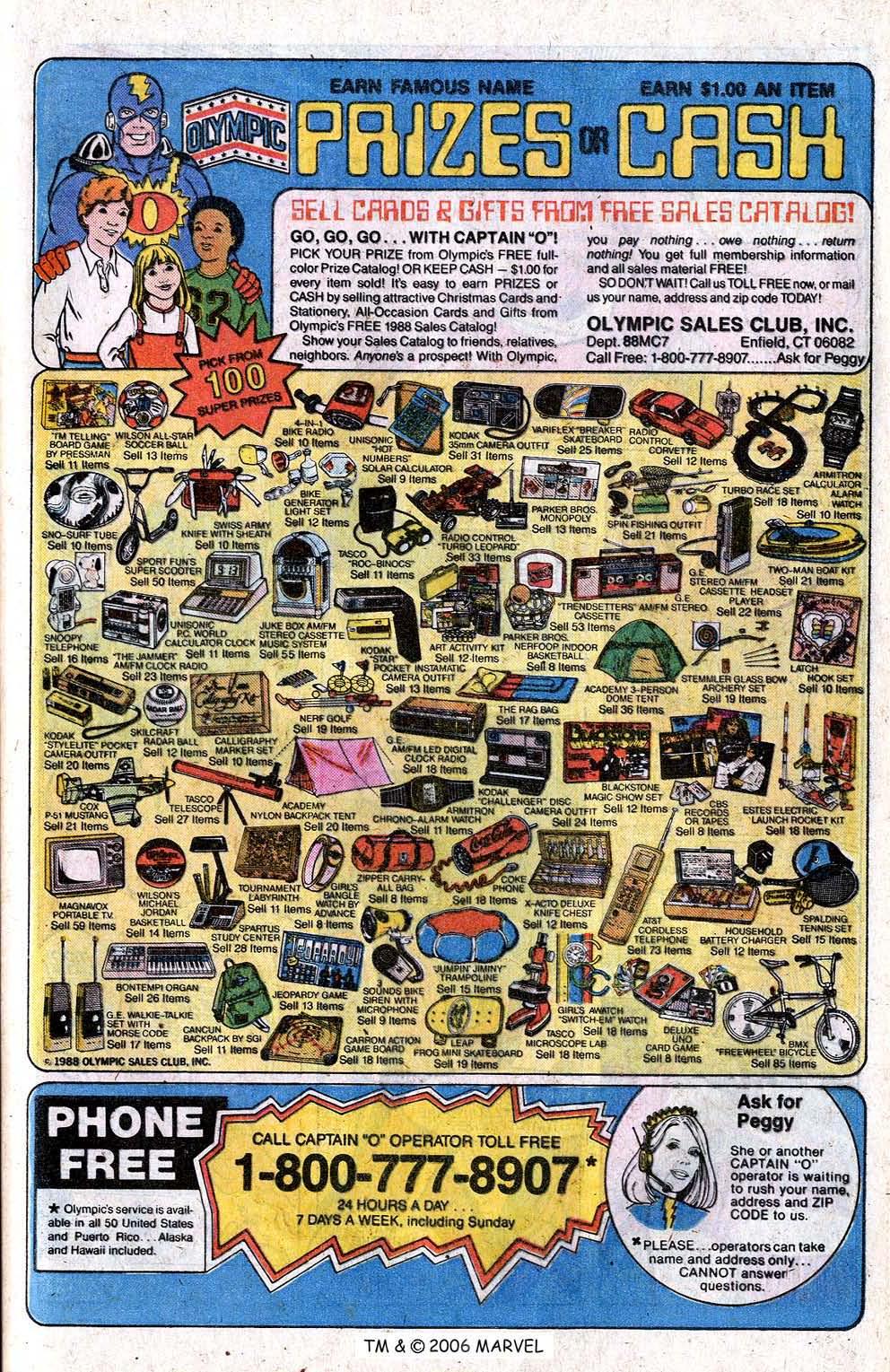 Captain America (1968) Issue #348c #280 - English 53