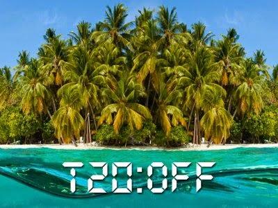 TAKE TWENTY OFF #T20off