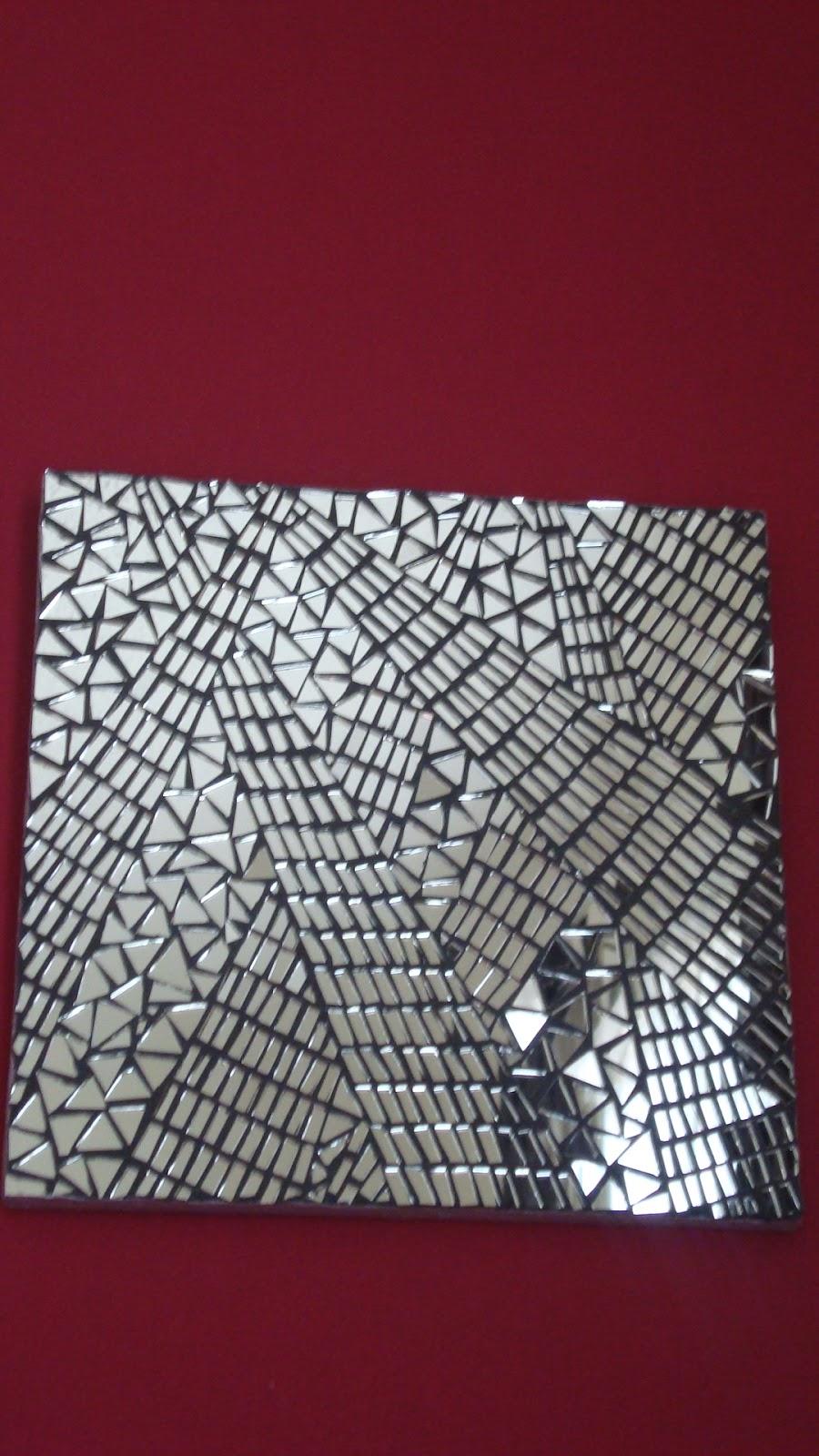Passion mosaique miroir design mosaique for Miroir mosaique design