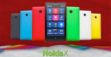 Spesifikasi dan Harga Nokia X