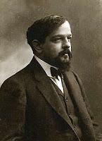 ulang tahun Claude Debussy ke-151
