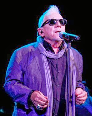 Eric Burdon & the Animals in Ann Arbor!