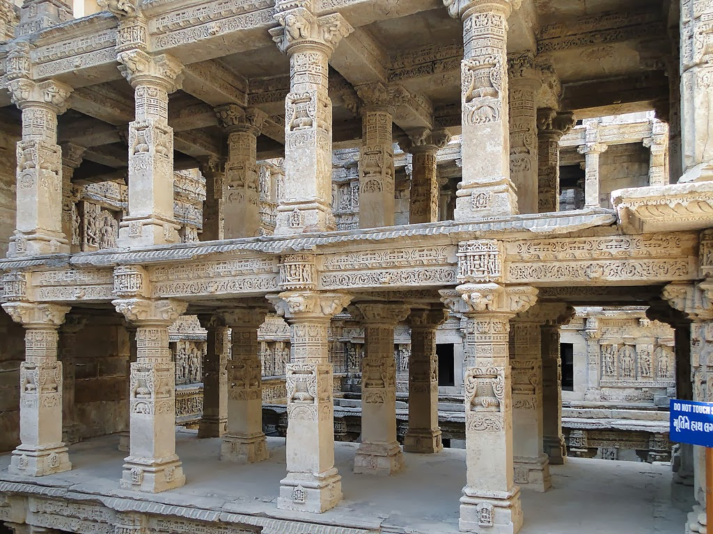 Pillared Pavillion, Rani ka Vav