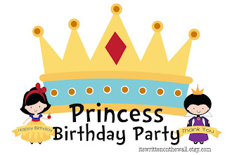 A Party Fit For a Princess-That's What This Is!