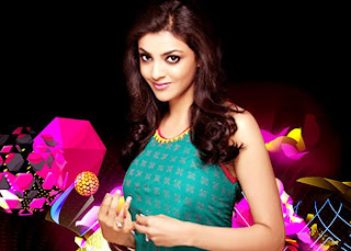 Singham Girl-Kajal Agarwal Wallpaper 09