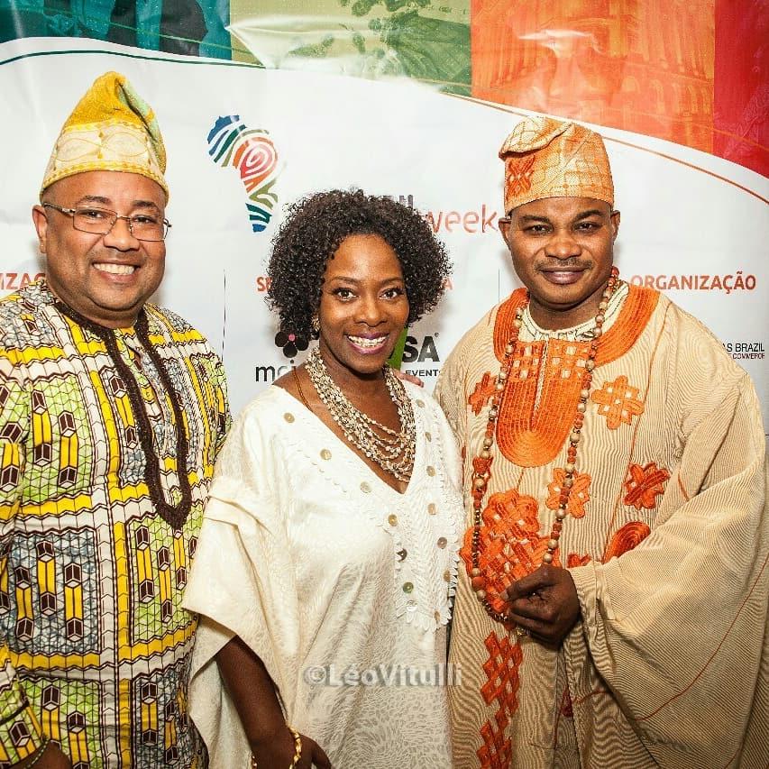 Claudia Alexandre apresenta Dia da África 2018  no CCBB