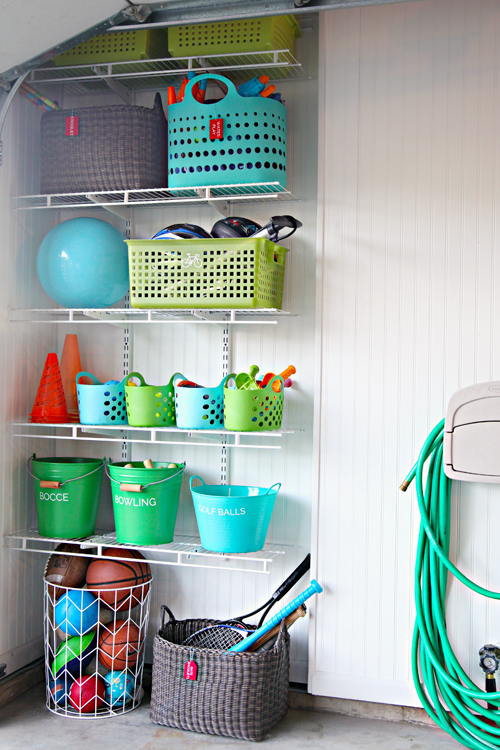 The best toy storage ideas for your home Garage storage ideas