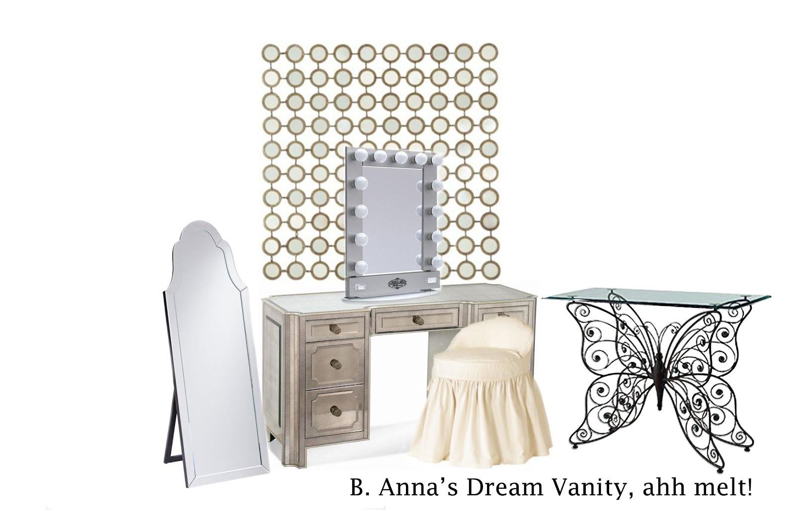 the experience of joy broadway lighted mirror on hayworth vanity. Black Bedroom Furniture Sets. Home Design Ideas
