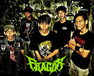Fragor Band Thrash Metal Bogor Foto Wallpaper
