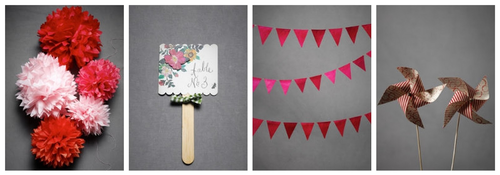 Fantastic DIY Wedding Decoration Ideas