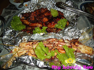 barbeque siap