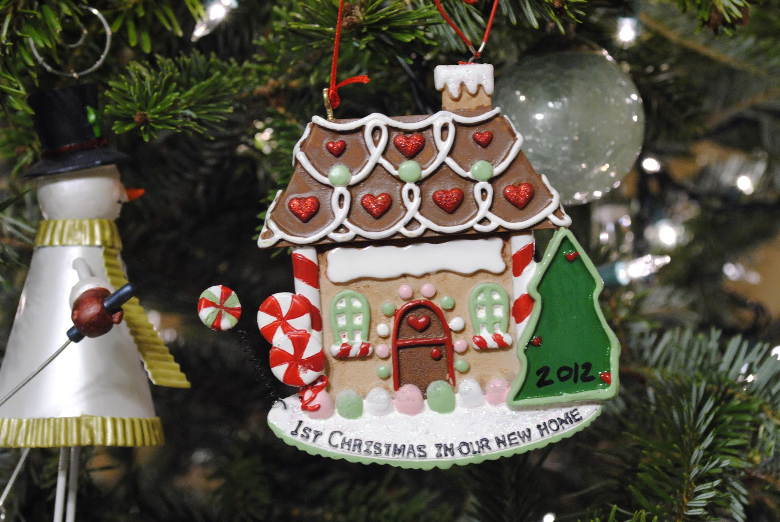 Christmas decorations: Christmas tree | The Hofreiters