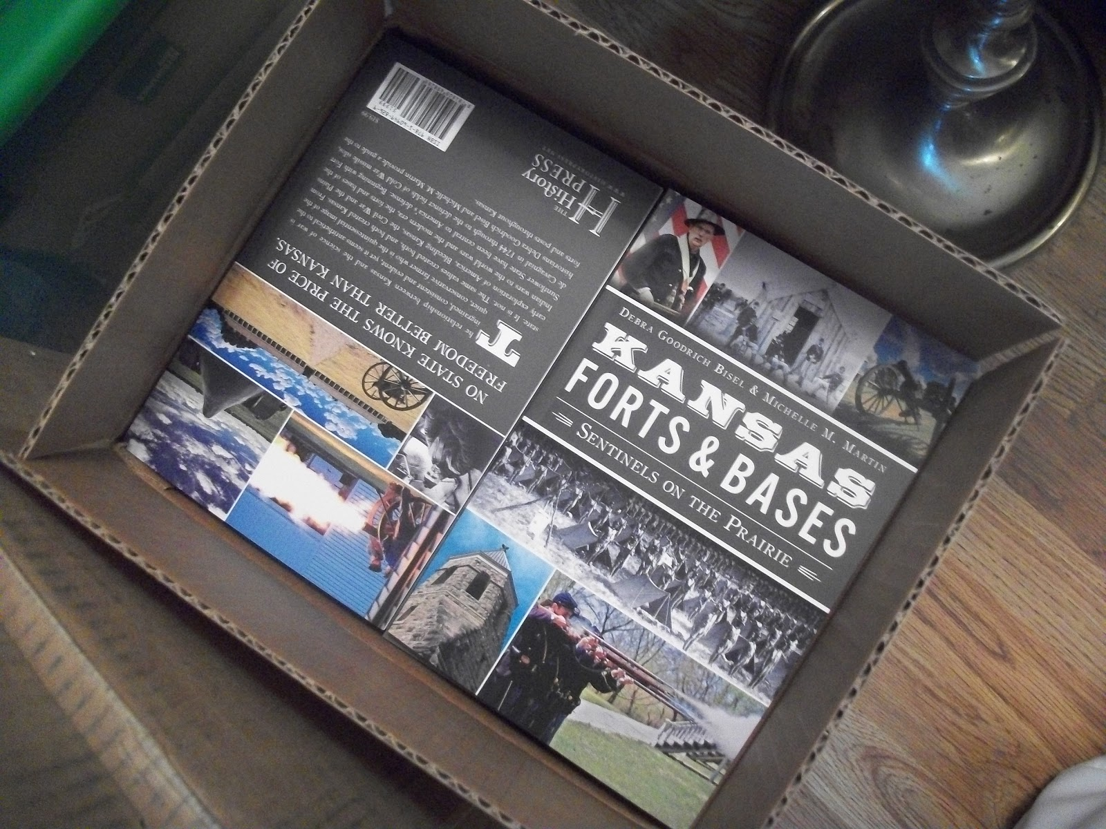 Mason Dixon Wild West Books Arrived