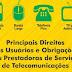 Anatel lança cartilha com direitos dos consumidores e obrigações das empresas do setor