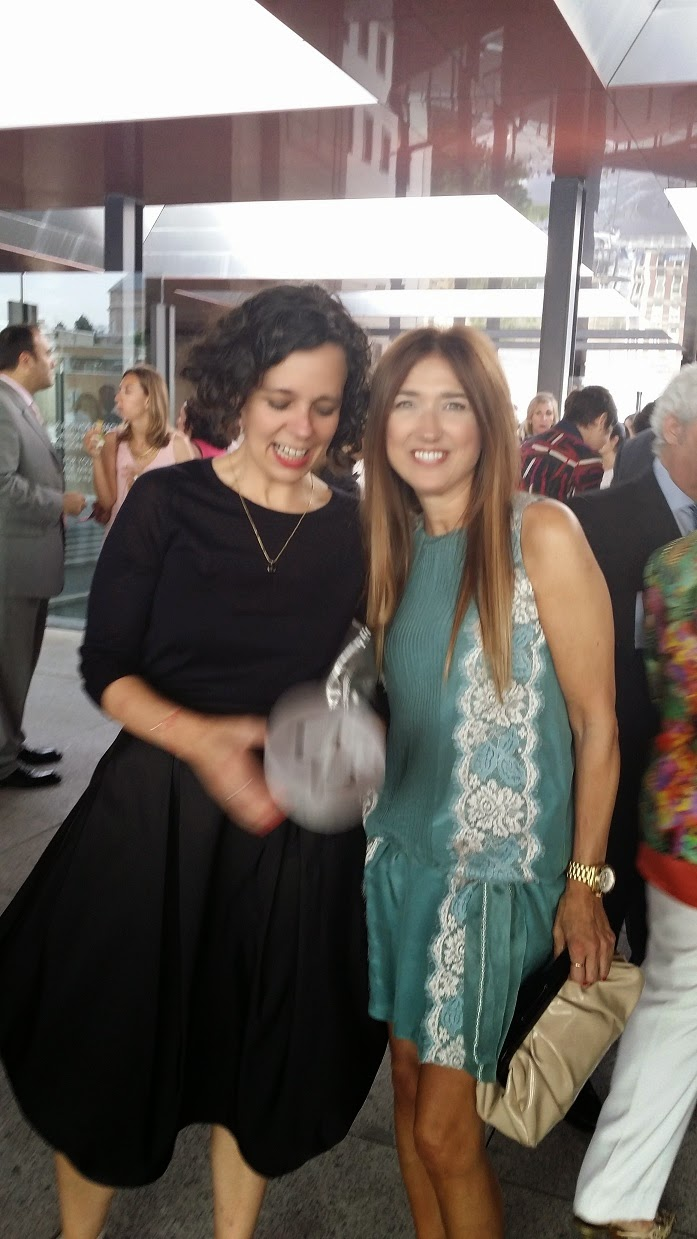 Premios Nacionales de la Moda, Matilde Cano, Carmen Hummer, Ecoalf, Street Style, Dress, Fashion Style, Blog de Moda