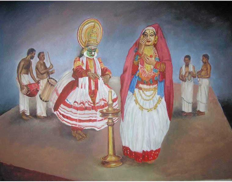 Kadhakali
