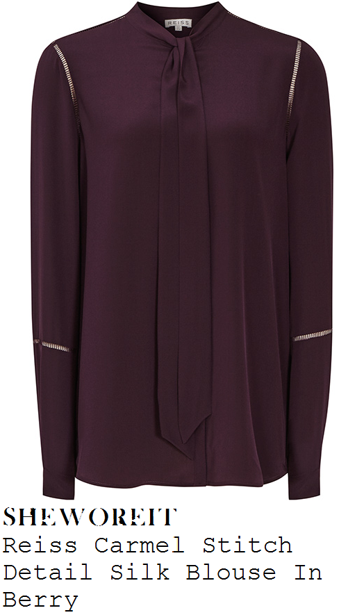 holly-willoughby-purple-open-stitch-detail-pussybow-silk-blouse-this-morning