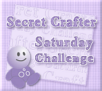 Secret Crafter Saturday Challenge.