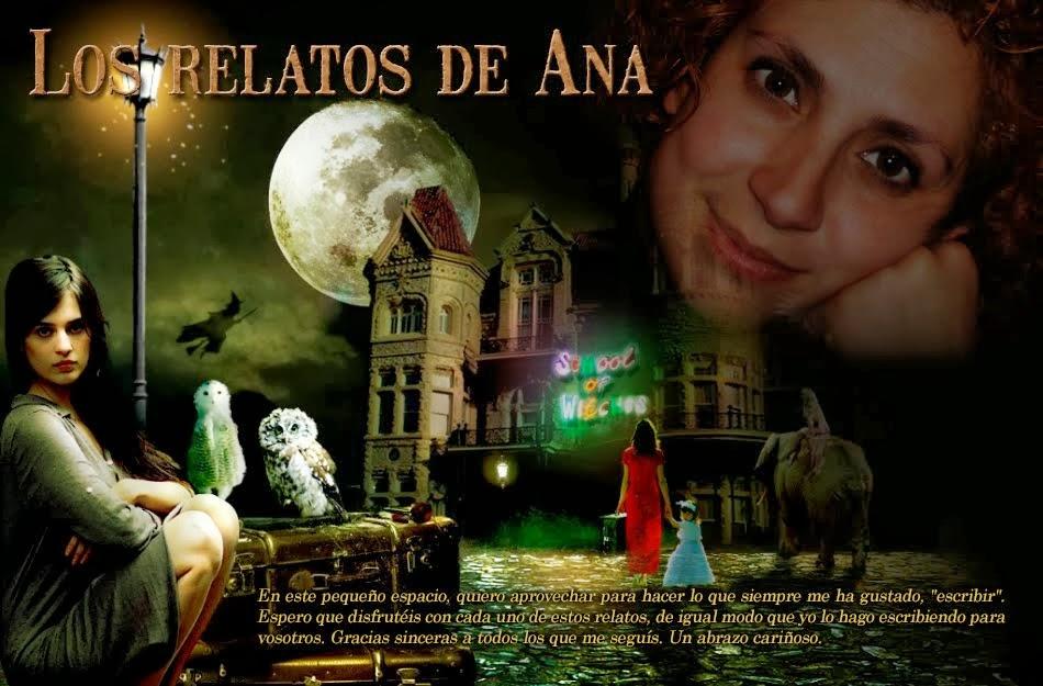 Los relatos de Ana