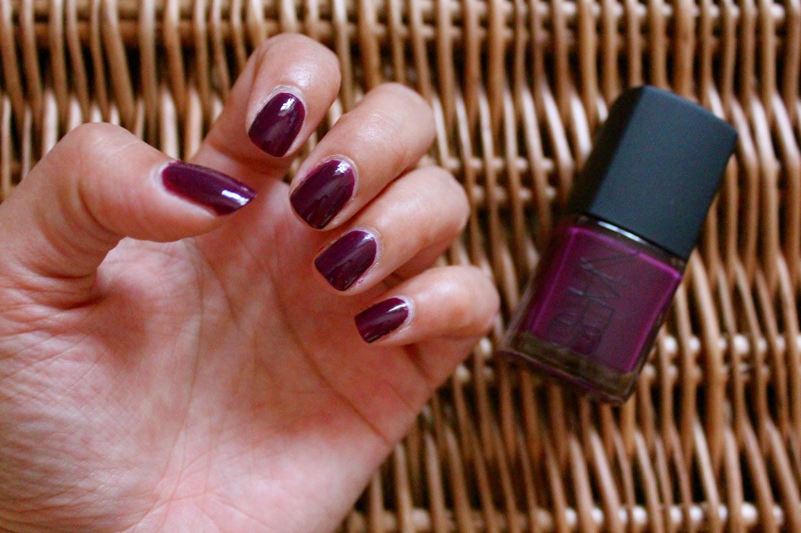 nars nail polish elbrus