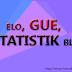 Gue, Elo, dan Statistik Blog