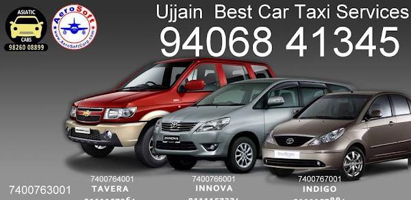 Ujjain Best Car Taxi Services