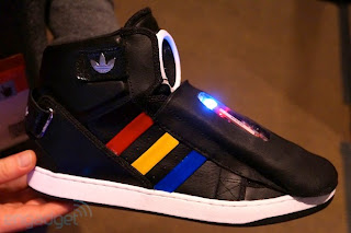 Google Shoes With Adidas, New Talking Footwear