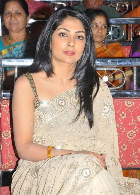 Kamalini mukherjee Latest Saree Photos