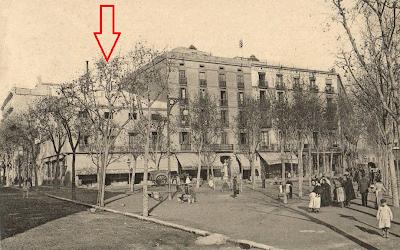 Barcelof lia casa moritz cerveseria restaurant muntaner 2 4 1897 1919 - Moritz ronda sant antoni ...