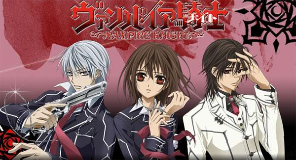 Vampire Knight - Temporada 1 y 2 -