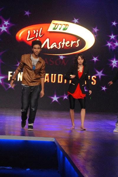 Popular signature moves of Skippers Raghav Juyal and Swarali in DID Li'l Masters Season 3