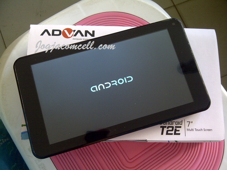 Solusi ADVAN T2E Hang Logo ~ Servis Ponsel - Mataram Flasher