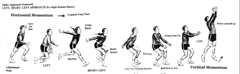 Volleyball biomechanics essay