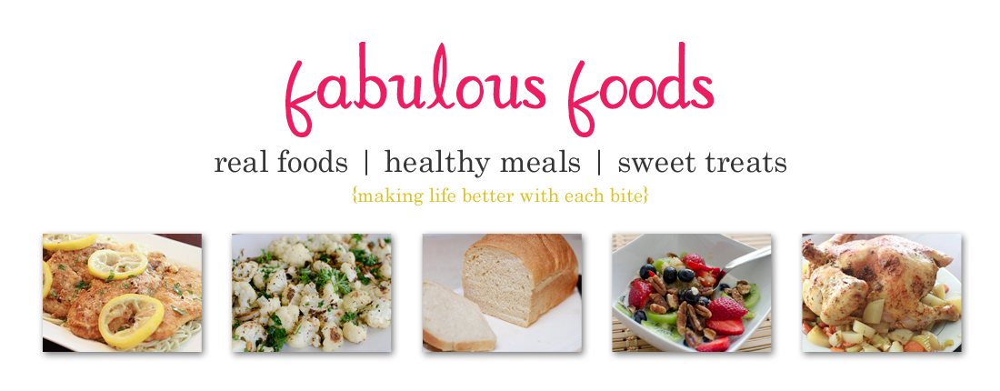 Fabulous Foods!