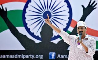 Satire: Arvind Kejriwal