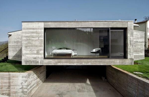 Contoh Design Rumah Minimalis 2015