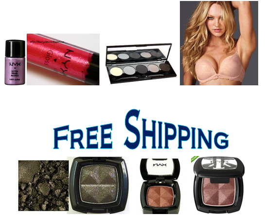 Free Shipping for Selected items