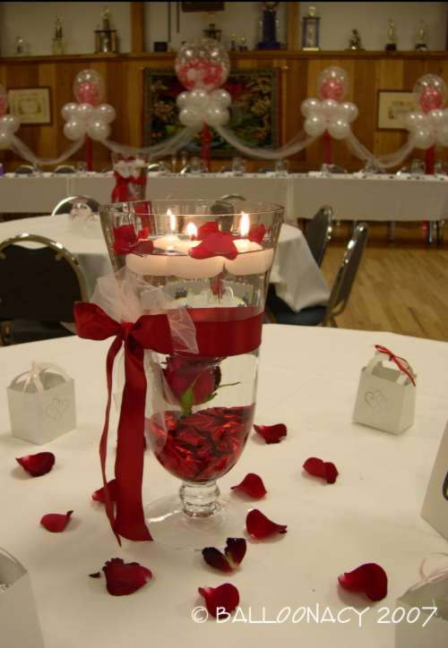 Centerpieces With Hurricane Vase Ideas New Sale