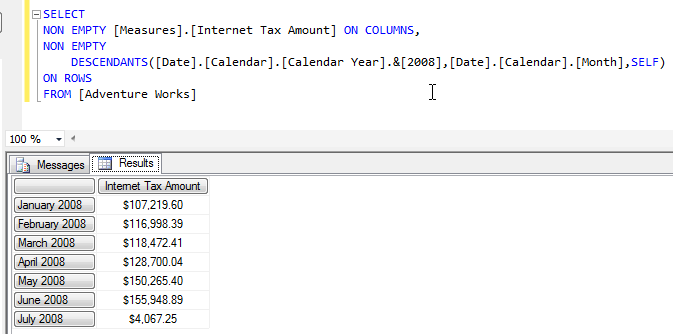 how to get last 3 months data in sql