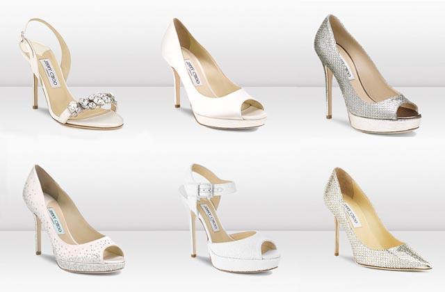 más que eventos: colección 2013 zapatos de novia – jimmy choo
