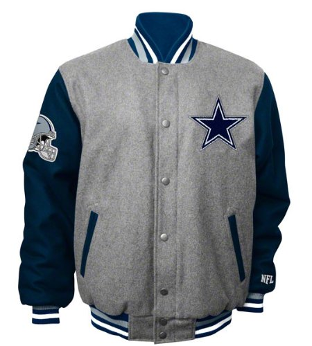 Need more Dallas Cowboys apparel  Look no further than with this flashy  Dallas Cowboys 2011 Wool Varsity Jacket and prove you are a true fan with  this ... aaf27724a