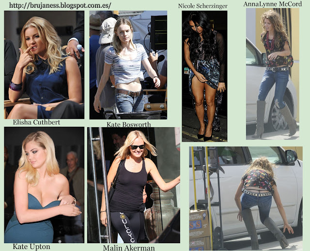 Don't: Kate Upton, Elisha Cuthbert, Malin Akerman horrible gestures