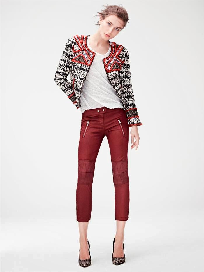 בלוג אופנה Vered'Style איזבל מארה לאייץ' אנד אם