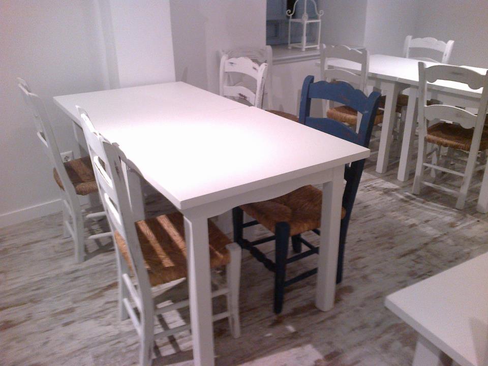 Blanco enea artesan a y decorac on enea - Artesania y decoracion ...