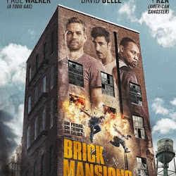 Poster Brick Mansions 2014