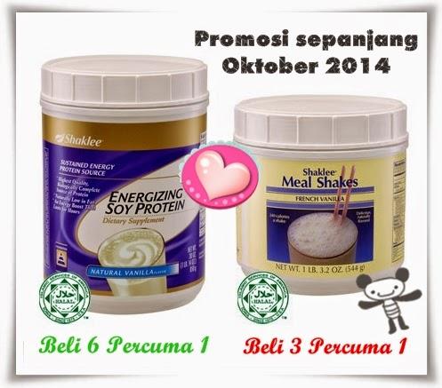 Promo Sepanjang Oktober 2014