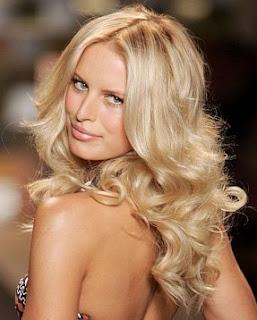 Karolina Kurkova Hair Fashion