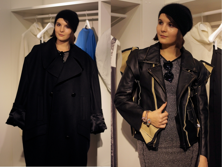 Martin Margiela for H&M jacket and coat