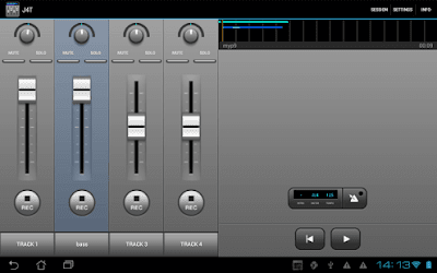 J4T Multitrack Recorder Apk Premium